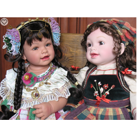 Кукла Леся от Адора (2008 Limited Edition Adora doll Leysa Ukraine)