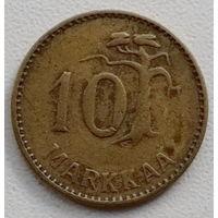 Финляндия 10 марка 1953