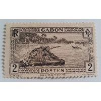Габон, Французская колония, история, флот, распродажа