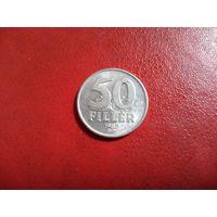 50 филлеров 1987 венгрия