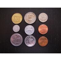 9 монет без повтора