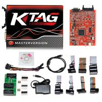 K-Tag ECU Master v 7.020 КРАСНАЯ ПЛАТА программатор для чип тюнинга и удаления FAP / DPF
