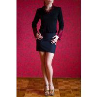 Костюм юбка +блузка для офиса 40-42
