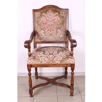 Кресло - Трон.Массив дуба.Европа.Art-713.