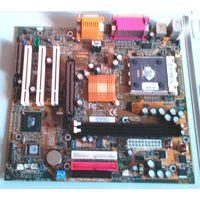 Socket A /// GA-7ZMMC + CPU Duron 800