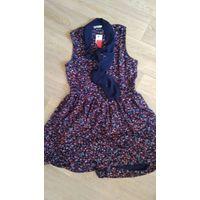Платье лето новое стильное