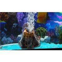 Аэратор - распылитель декор камень для аквариума