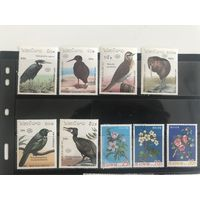Лот марок Северной Кореи.  Много чистых дорогих марок. Все на фото. С 1 руб!