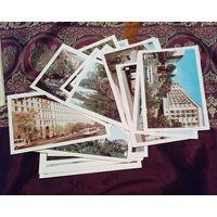 Набор открыток Киев 31шт 1960г