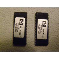 Комплект микросхем VideoRAM EDO HP 1818-6527