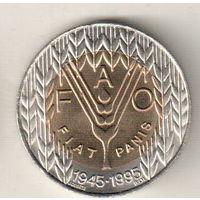 Португалия 100 эскудо 1995 ФАО