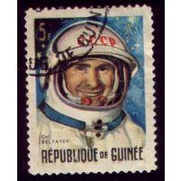 1 марка 1965 год Гвинея 308