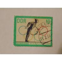 ГДР 1964г. спорт