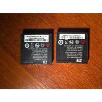 Аккумулятор ZTE(670 мА/ч, Li3706T42P3h383857), цена за 1шт