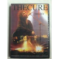 РАСПРОДАЖА DVD! THE CURE - TRILOGY