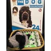 The dog collection (коллекционный щенок с журналом 24-й выпуск)