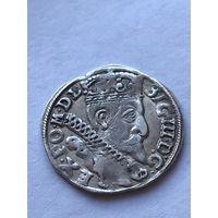 3 гроша 1597г (Быдгош)