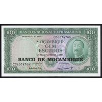 Мозамбик / MOZAMBIQUE_nd (1976-old 27.03.1961)_100 Escudos_P#117.a_UNC