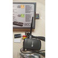 Спутниковый ресивер GI HD-Slim2+wi-fi адаптер
