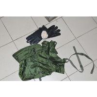 В СКЛАДСКОМ сохране  и полнейшем оригинале-см.этикетки  НОВЫЙ капюшон  от зимней куртки  лётчиков морской авиации США.