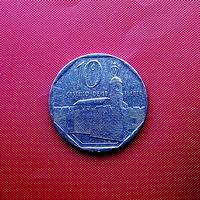 95-25 Куба, 10 сентаво 1994 г.