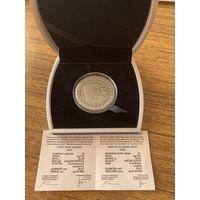 """Памятная монета """"Авен"""" (""""Овен"""") в футляре, 2009 год"""