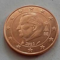 5 евроцентов, Бельгия 2012 г., AU