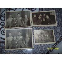 Солдаты орденоносцы Германия 1945-1947 гг