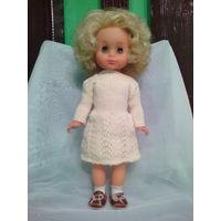 Красивая винтажная кукла ГДР номерная редкая.