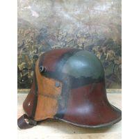 Стальной немецкий шлем  М-16