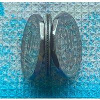 Шри-Ланка 1 рупия 1975 года. Красивый узорчатый гурт. Инвестируй выгодно в монеты планеты!
