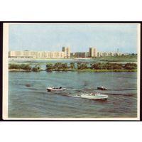 1966 год Брест Вид на новые кварталы