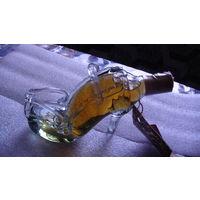 Бутылка фигурная (Туфелька) 50 млл. стекло. распродажа