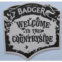 Подставка под пиво Badger /Англия/