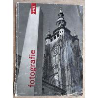 """Журнал """"Фотография. Специальное ревю художественной фотографии"""" N 1 1957"""