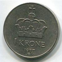 НОРВЕГИЯ - КРОНА 1977