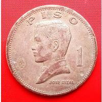 01-27 Филиппины, 1 песо 1972 г.