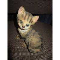 Кот . Кошка .