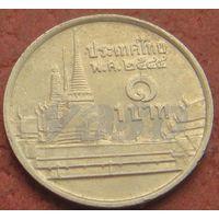 4567:  1 бат 2001 Тайланд