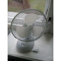 Вентилятор настольный 25W ф.Ravanson