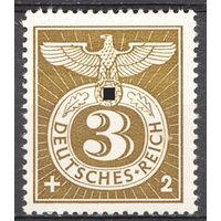 1943, РЕЙХ, \21а\ (ПОЛНАЯ СЕРИЯ, MNH)