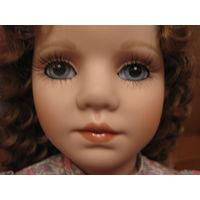 Коллекционная авторская фарфоровая кукла