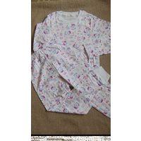 Новая пижама р.128-134