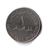 ОАЭ. 1 дирхам. 2005 г.