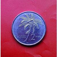 88-07 Филиппины 2 писо, 1992 г.