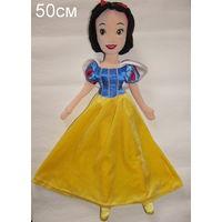 Кукла Белоснежка 50см,Дисней,мягкая,фирменная,номерная-N o1