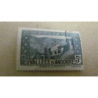 Андорра FR 1932 г Пейзажи