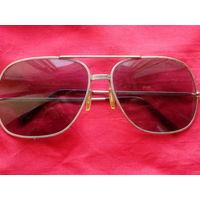 Солнцезащитные винтажные очки из 80-х годов