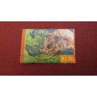 ЮАР 2000г. Объекты всемирного наследия ЮНЕСКО