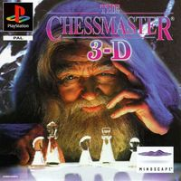 Диск PlayStation 1 The Chessmaster 3D PAL